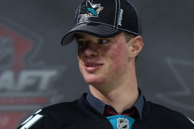 San Jose Sharks Prospect Mirco Mueller Tops Switzerland 2014 WJC Camp Roster
