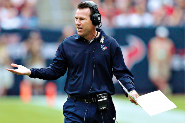 What's Next for Houston Texans After Firing Gary Kubiak?