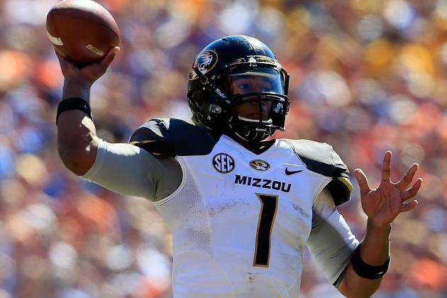 SEC Championship Game 2013: Key Stats That Will Decide Missouri vs. Auburn