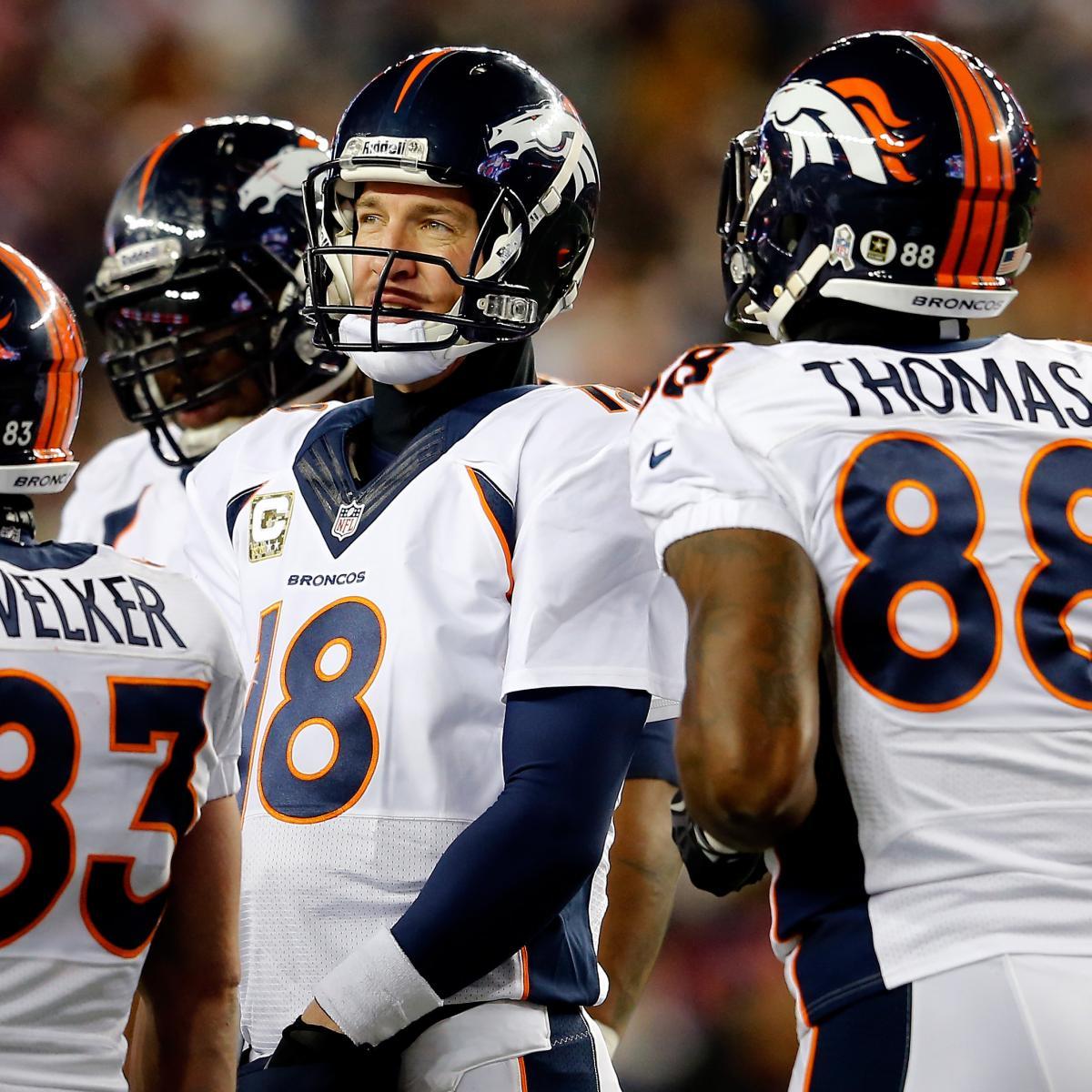 Denver Broncos: Team Flying Under The Radar Is A Good