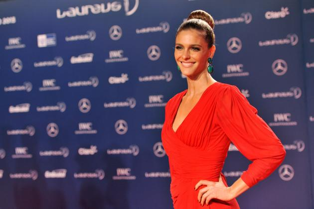 All Eyes Locked on Fernanda Lima for 2014 World Cup Draw Ceremony