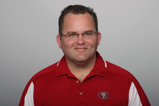 San Francisco 49ers: Will Coordinator Greg Roman Replace Gary Kubiak in Houston?