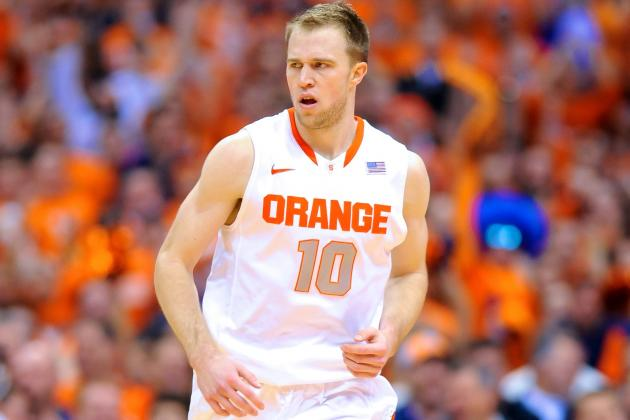 Syracuse Basketball: What's Driving Trevor Cooney's Breakout Start in 2013-14?