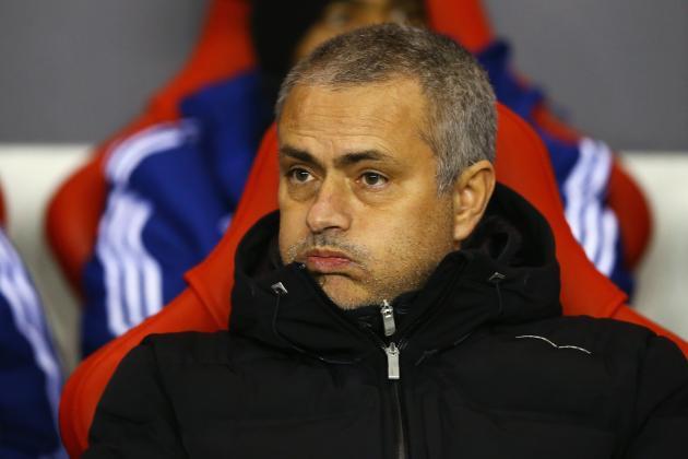 Chelsea Transfer Rumours: Radamel Falcao Bid Ruled out by Jose Mourinho