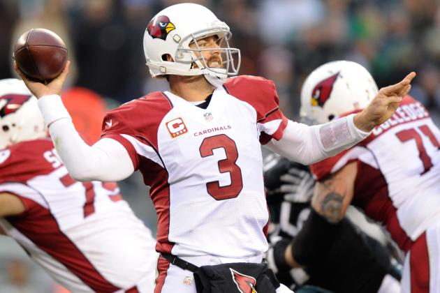 Carson Palmer Injury: Updates on Cardinals QB's Elbow and Return