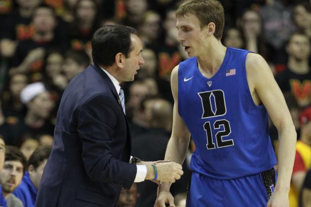 Duke Basketball: Alex Murphy Transfers and What It Means for Both Parties