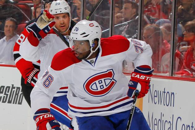 B/R Experts' Twitter Debate: Should P.K. Subban Be on Team Canada?