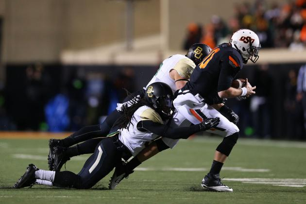 How Would Oklahoma State, Baylor Stack Up Against Florida State?