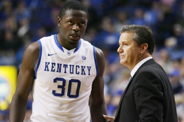 Randle Returns Home Upbeat as Cats Prepare for Baylor
