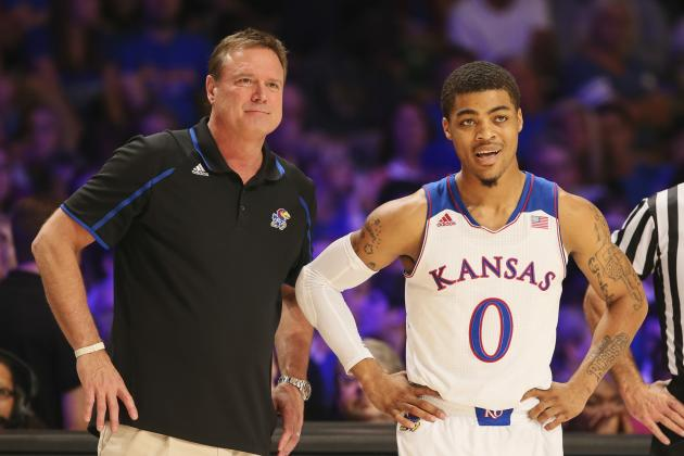 Frank Mason to Open at Point Guard for Jayhawks