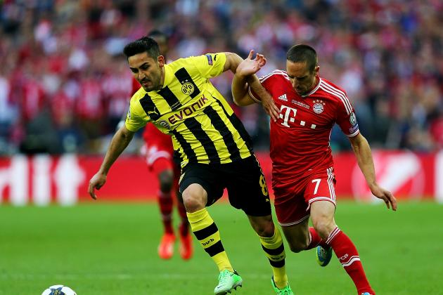 Arsenal Transfer Rumours: Ilkay Gundogan Could Not Swap Dortmund for Better Club