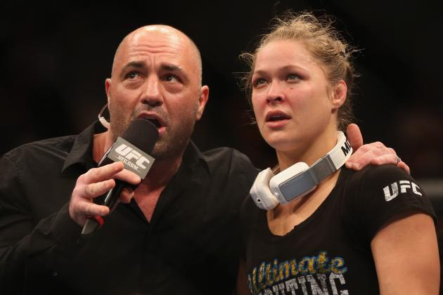 Ronda Rousey Named to TIME Magazine's List of '30 People Under 30'
