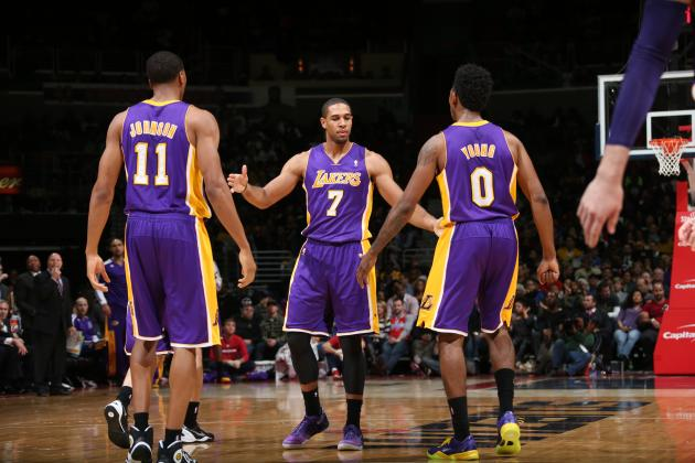Why LA Lakers' Role Players Thrive in Mike D'Antoni's System