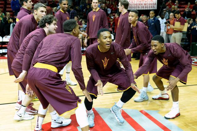 Arizona State vs. DePaul Live Blog: Instant Updates and Analysis
