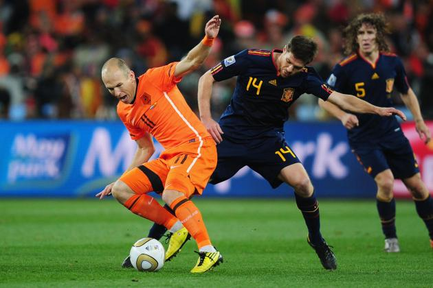 Spain's World Cup Chances Could Come Down to Opening Match vs. Netherlands