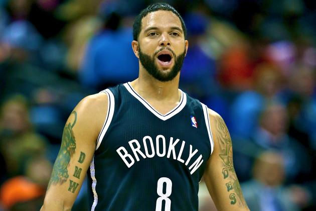 How Much Can a Deron Williams Return Help Stinky Brooklyn Nets?