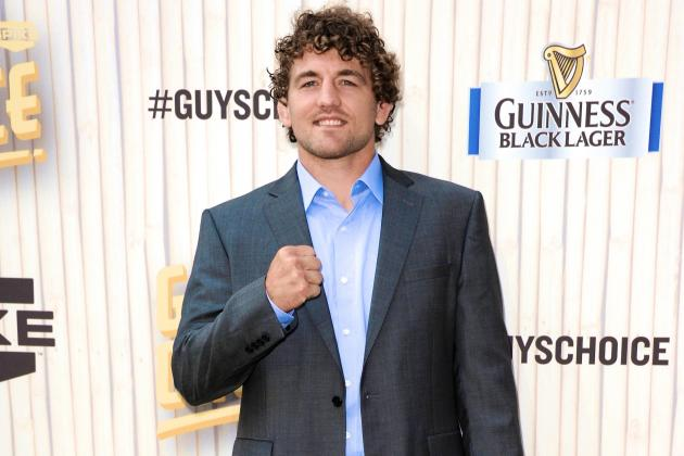 UFC: Passing on Ben Askren and the Creation of a People's Champion