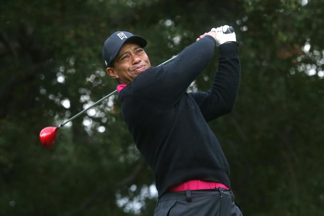 Tiger Woods at Northwestern Mutual World Challenge 2013: Day 2 Score and Recap