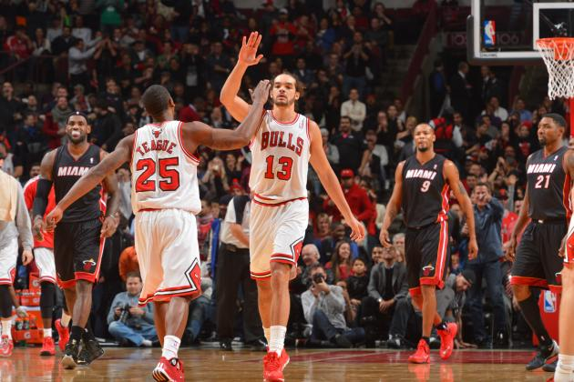 Best Tweets from Miami Heat's Showdown with Chicago Bulls