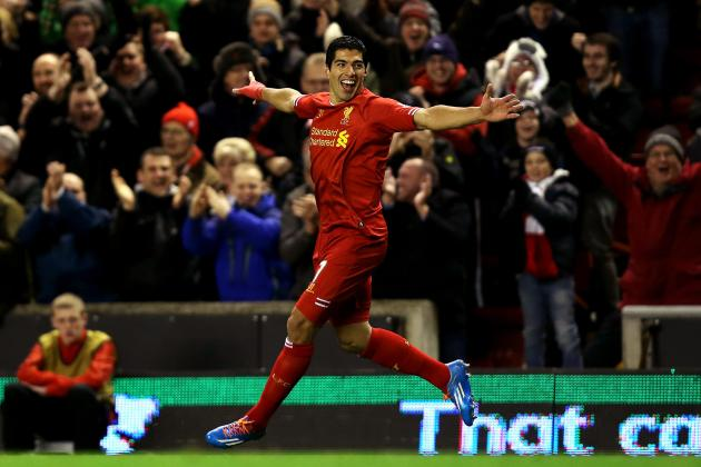 Luis Suarez Ascending to the Throne of Premier League's Best Player