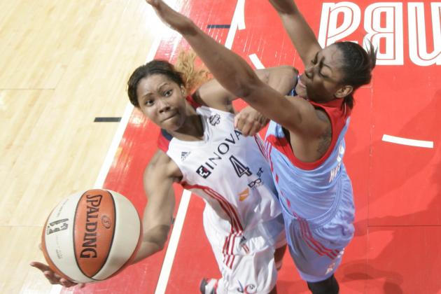 Mystics Guard Hill Pregnant with First Child
