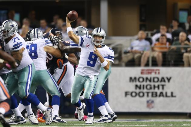 Cowboys vs. Bears: TV Info, Spread, Injury Updates, Game Time and More