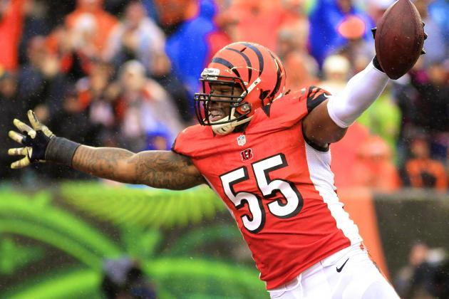 Meet the NFL's Next Dominant Linebacker: Vontaze Burfict
