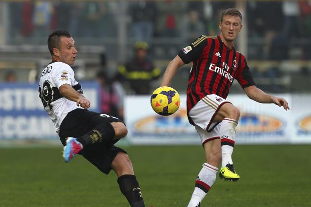Transfer Rumour Rater: Juventus Ready to Raid Milan for Abate