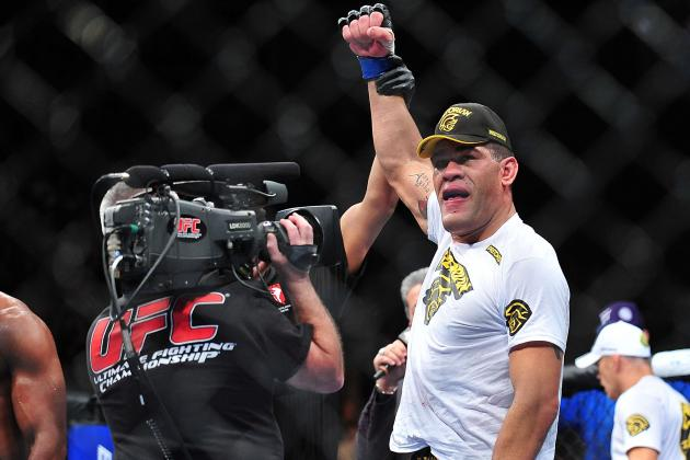 Hunt vs. Silva: Bigfoot Will Stomp Super Samoan on UFC Fight Night