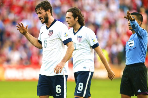 World Cup 2014: How Far Can the United States Really Go in the Group of Death?