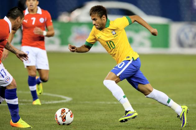 2014 World Cup Groups: Projecting Quarterfinal Matchups in Brazil