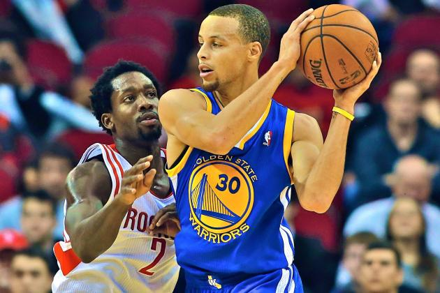 Golden State Warriors vs. Houston Rockets: Live Score and Analysis