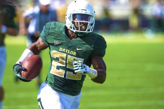 Despite What He Says, Baylor RB Lache Seastrunk Should Go to the NFL Now