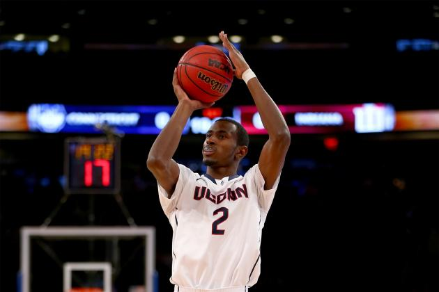UConn Huskies Avoid Letdown with 95-68 Rout of Maine