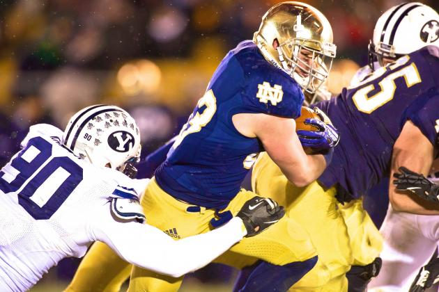 Notre Dame Football: Irish Reportedly Headed to Pinstripe Bowl
