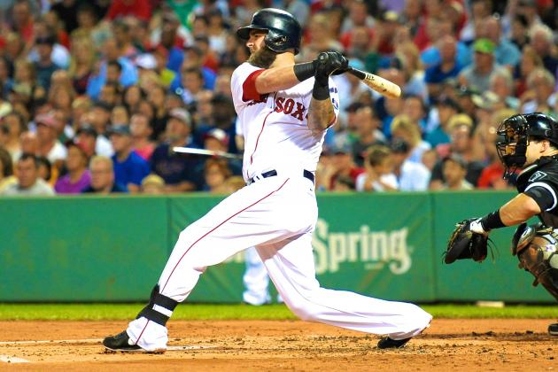 Why Mike Napoli's Return to Red Sox Makes Perfect Sense