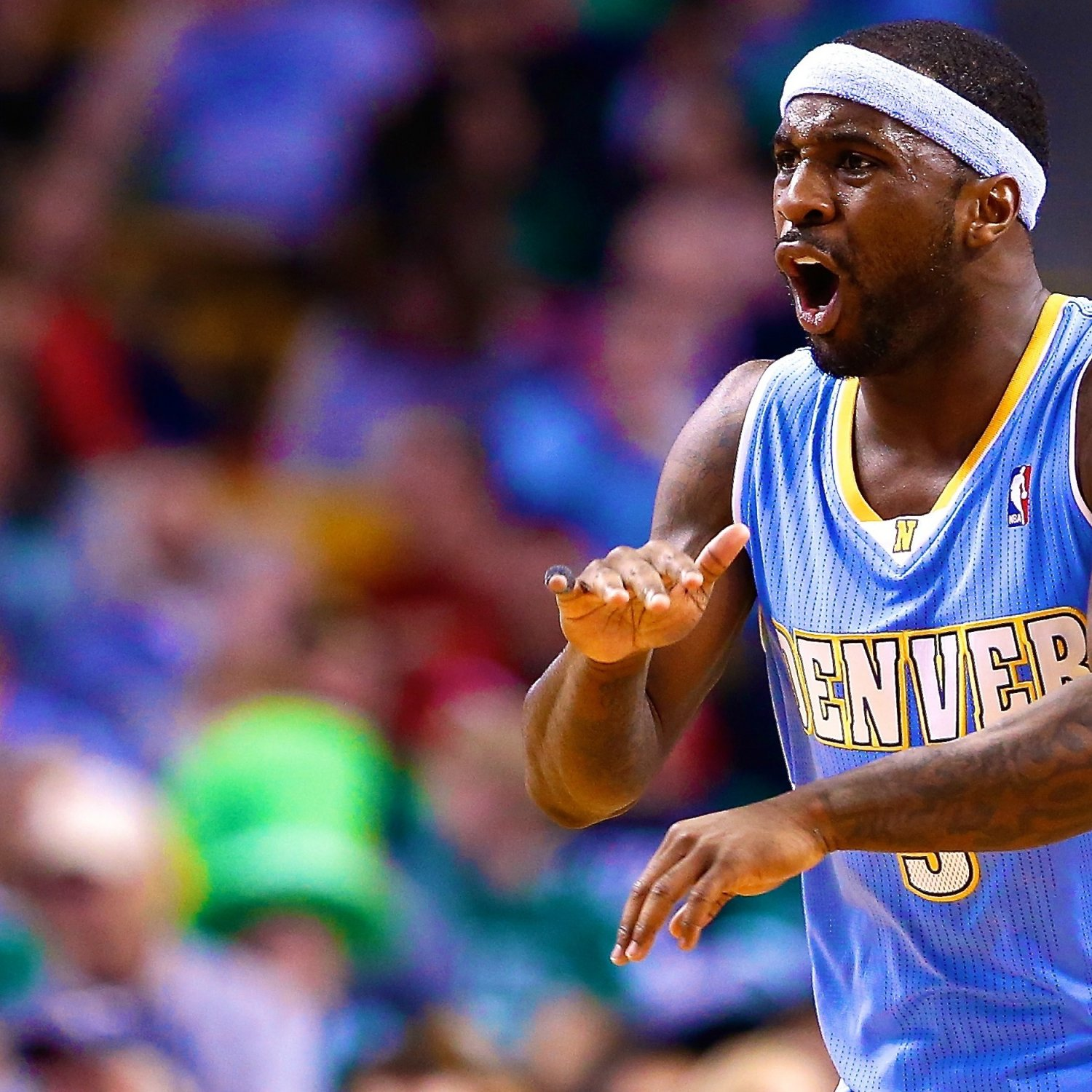 Nuggets Updated Roster: Ty Lawson Injury: Updates On Nuggets Guard's Hamstring And