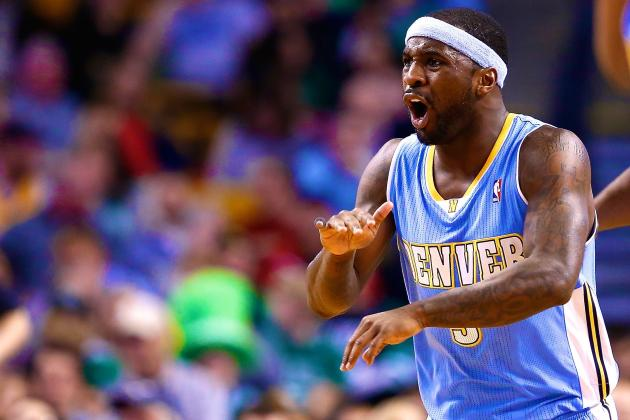 Ty Lawson Injury: Updates on Nuggets Guard's Hamstring and Return