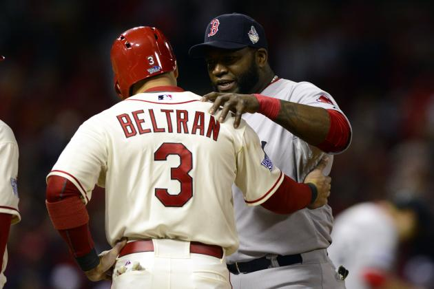 Carlos Beltran as Evidence of the Changing Market