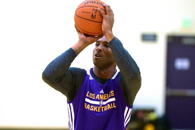 Kobe Bryant's Early Return Would Make Lakers Dangerous in West