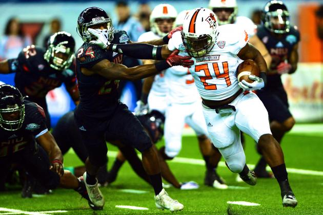 Bowling Green vs. NIU : Score, Grades and More from MAC Championship 2013