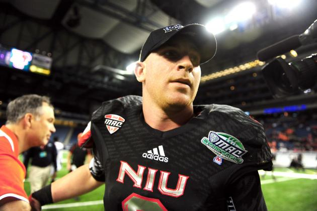 Updated BCS Projections and 3 Teams That Could Replace Northern Illinois