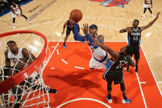 New York Knicks Finally Rediscovering Last Year's Successful Blueprint