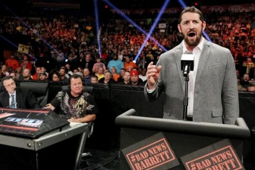 Wade Barrett's Latest Gimmick Will Salvage His Career