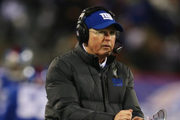 Tom Coughlin Doesn't Change His Team's Routine Much for West Coast Games