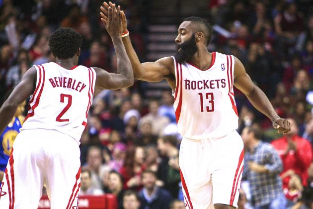Daryl Morey's Vision Playing Out (Almost) Exactly as Planned in Houston