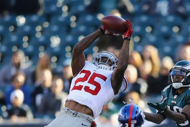 Giants DB Hill Has Learned from off-the-Field Mistakes