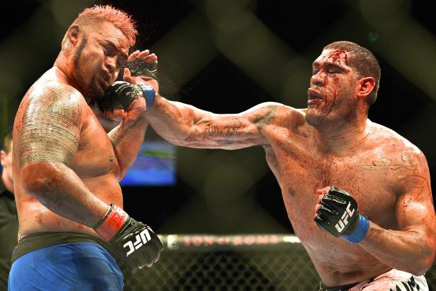 The Good, Bad and Strange from UFC Fight Night 33