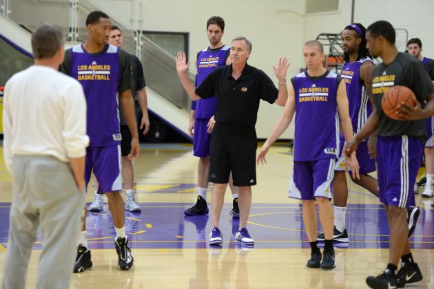 Evaluating Mike D'Antoni's First Full Year as LA Lakers' Head Coach