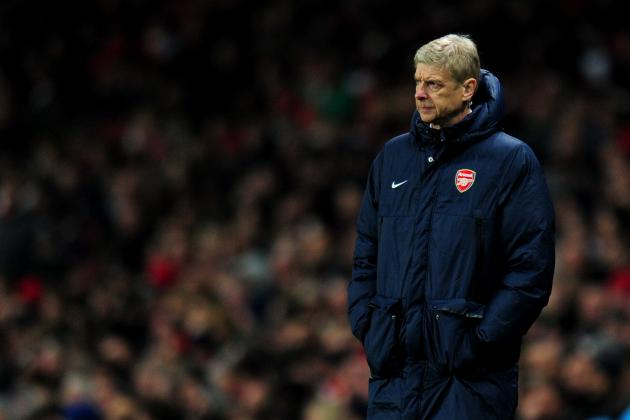 Arsene Wenger and Arsenal Reportedly Close to 3-Year Deal